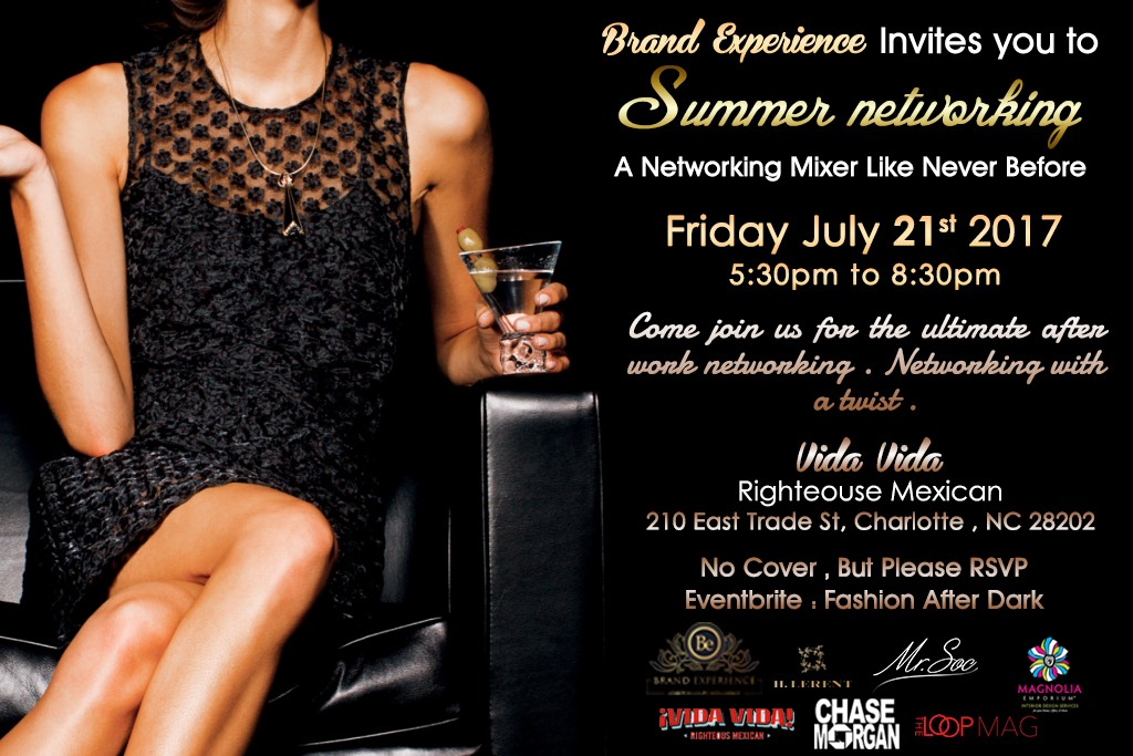 """BRAND EXPERIENCE Invites you to """"SUMMER EXPERIENCE"""""""